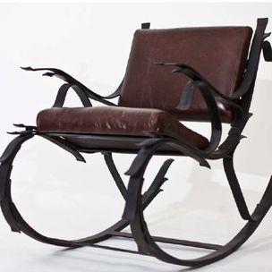 Carley Eisenberg Iron Mountain Forge Amp Furniture