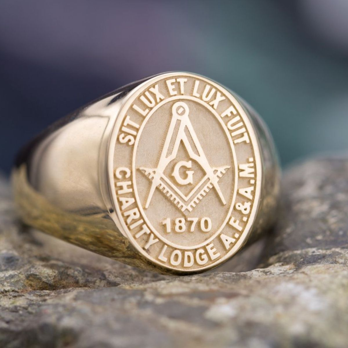 weekly rings collectors ring stories antique freemason