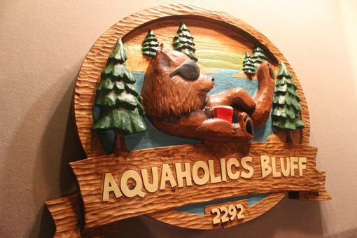 Custom Made Cabin Signs | Home Signs | Cottage Signs | Lodge Signs | Retreat Signs | Handmade Wood Signs