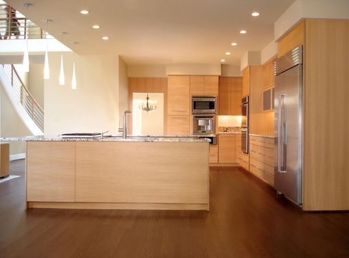 Custom Made Contemporary Kitchen