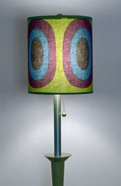 Custom Made Modern Marimekko Melooni Lamp Shade
