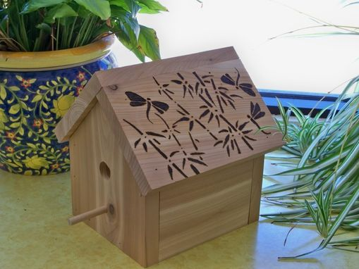 Custom Made Customized Bird Houses