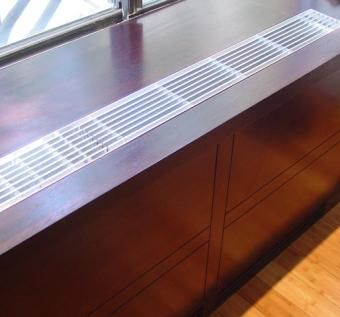 Custom Made Custom Radiator Cabinetry