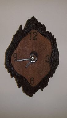 Custom Made Rustic, Handmade Clocks