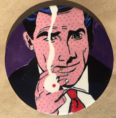Custom Made Comic Book Trivets