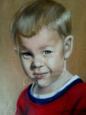Custom Made Pastel Portrait