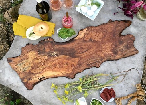 Custom Made Functional Or Decorative Artwork Statement Showpiece & Charcuterie Board