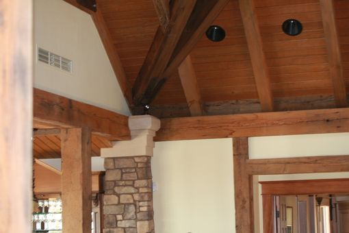 Custom Made Timber Framing