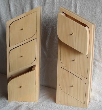 Custom Made Band Saw Boxes