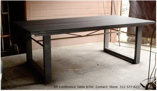 Custom Made 8ft Conference  Table