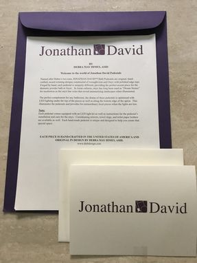 Custom Made Coordinating Mirror By Jonathan David™