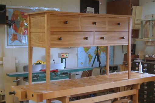 Custom Made 5 Drawer Sideboard