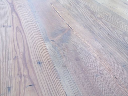 Custom Made Old Growth Reclaimed Dining Table