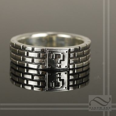 Custom Made Super Mario Brothers Ring