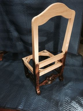 Custom Made Custom Dining Chairs