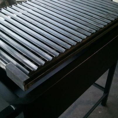Handmade Argentine Bbq Grill Grate And Frame By Jd