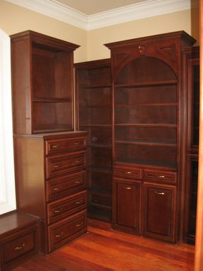 Custom Made Custom Closet - Elkabanni, His