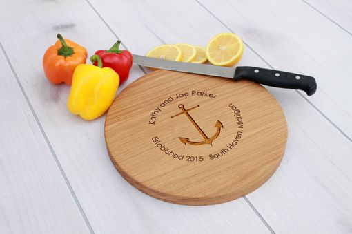 Custom Made Personalized Cutting Board, Engraved Cutting Board, Custom Wedding Gift – Cbr-Wo-Kathyjoeparker