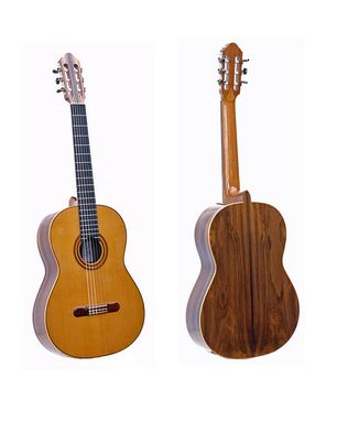 Custom Made Cedar Top Classical Guitar