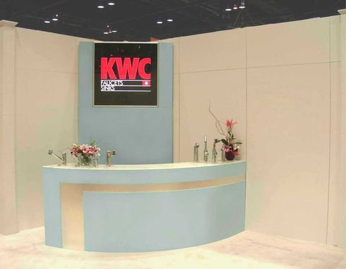 Custom Made Kwc Trade Show Exhibit