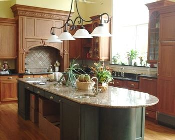 Custom Made Wooden Range Hoods