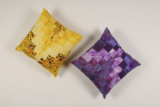 Custom Made Bargello Pillows