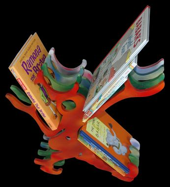 Custom Made Dancing Bookstand