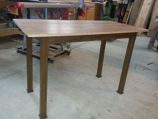 Custom Made Rustic Tables