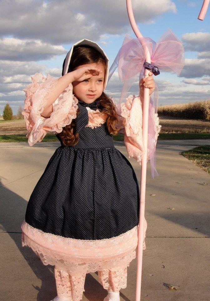 lil bo peep costume