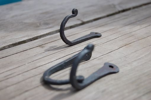 "Custom Made 5 ""J"" Hooks"