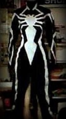 Custom Made Spider Woman Costume