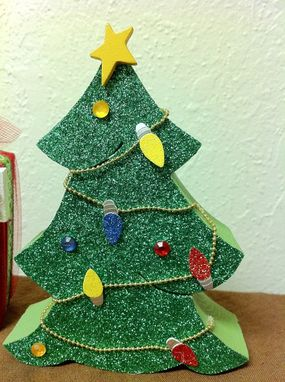 Custom Made Seasonal Mini Christmas Decorations
