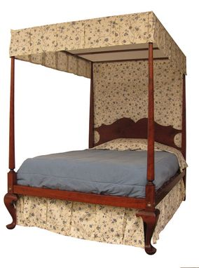 Custom Made Tall Post Beds
