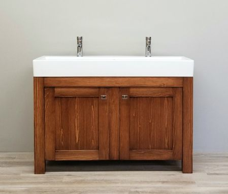 Custom Made Custom Built Bathroom Vanities
