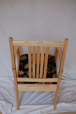 Custom Made Accent Arm Chair