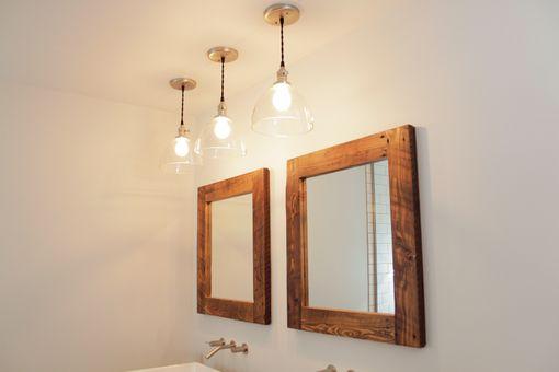 Hand Made Bathroom Vanity By Old Hat Workshop Custommade Com