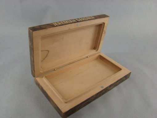 Custom Made Pocket Or Traveling Humidor