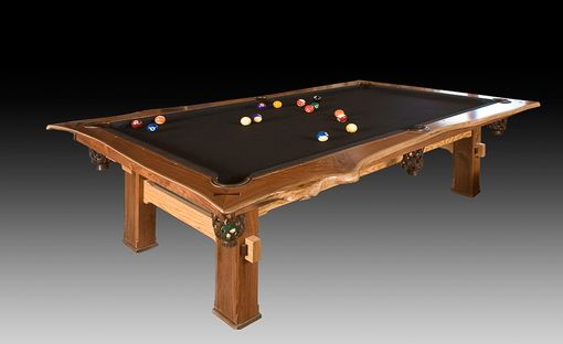 Custom Made Pool Table