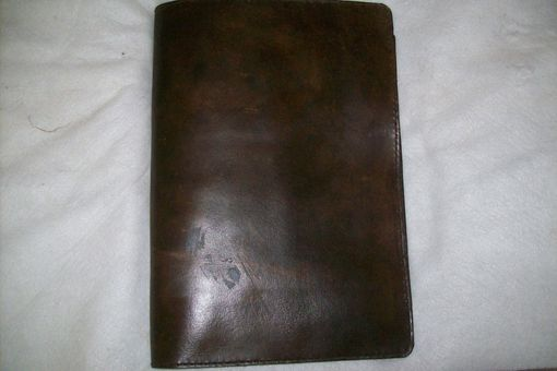 Custom Made Custom Leather Legal Size Portfolio