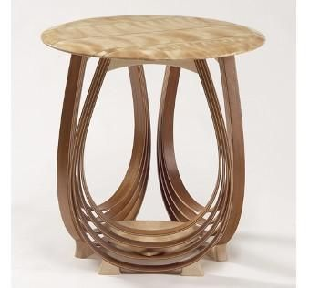 Custom Made Oceana End Table