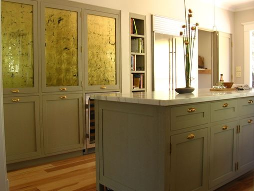 Custom Made High End Kitchen Renovation, Napa, Ca.