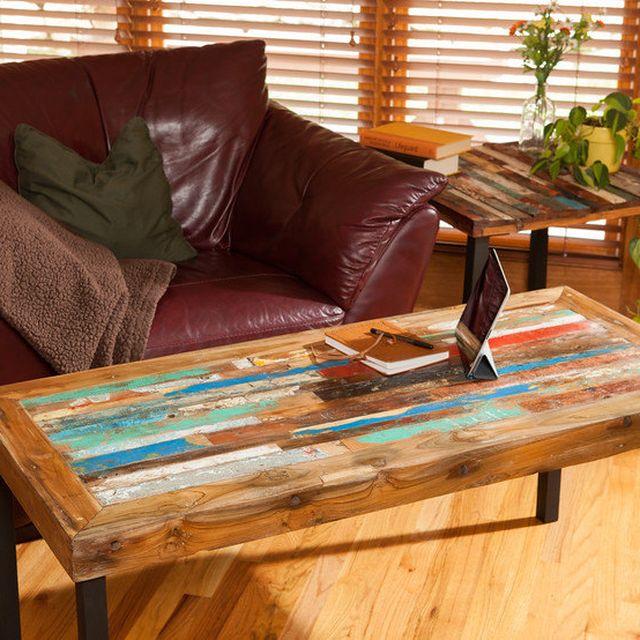 Buy A Hand Made Reclaimed Wood Coffee Table Teak Coffee Table Bali