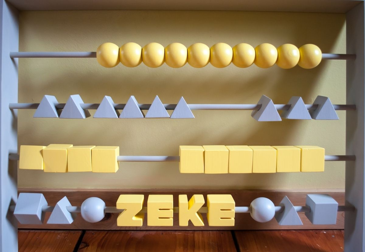 Custom Abacus by Greene Pepper Woodworking | CustomMade.com