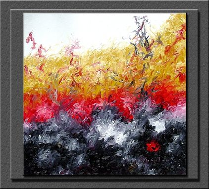 Custom Made Nebulous Abstracts Oil Paintings