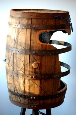 Custom Made The Town Branch Bourbon Barrel Project