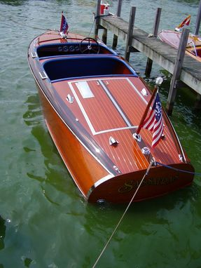 Custom Made Chris-Craft Barrelback