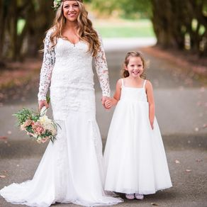 Custom wedding dresses custommade long sleeve wedding dress with keyhole back stacie junglespirit Gallery