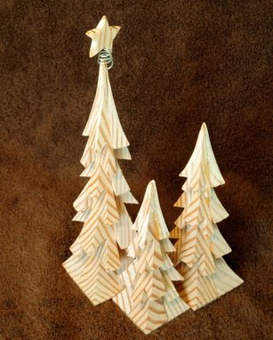 Custom Made Decorative Pine Trees