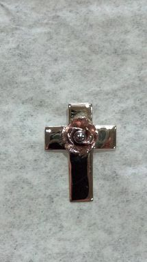 Custom Made Nit Picky Cross