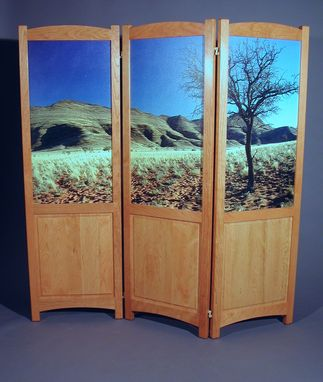 Custom Made Namibian Screen